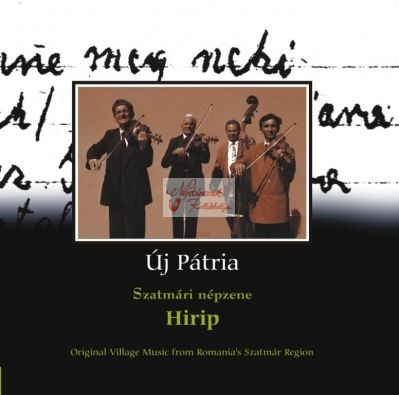 cd Új pátria: Hirip