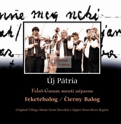 cd Új pátria: Feketebalog