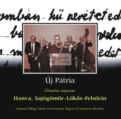 cd Új pátria: Hanva, Sajógömör-Lőkös