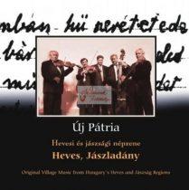 cd Új pátria: Heves, Jászladány