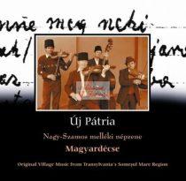 cd Új pátria: Magyardécse