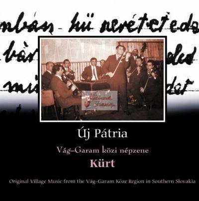 cd Új pátria: Kürt