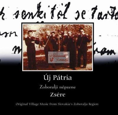 cd Új pátria: Zsére