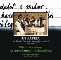 cd Új Pátria: Gyergyódomuk