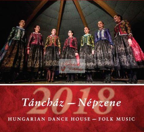 cd Táncház-népzene 2018