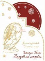 cd Sebestyén Márta: Angyali szó zengedez