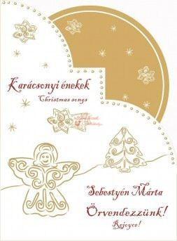 cd Sebestyén Márta: Örvendezzünk!