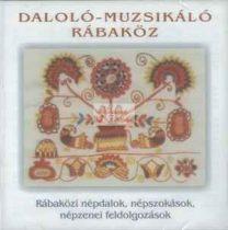 cd Válogatás/Daloló-muzsikáló Rábaköz