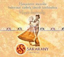 cd Sárarany zenekar: Hopp hajnalig