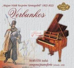 cd Horváth Anikó: Verbunkos