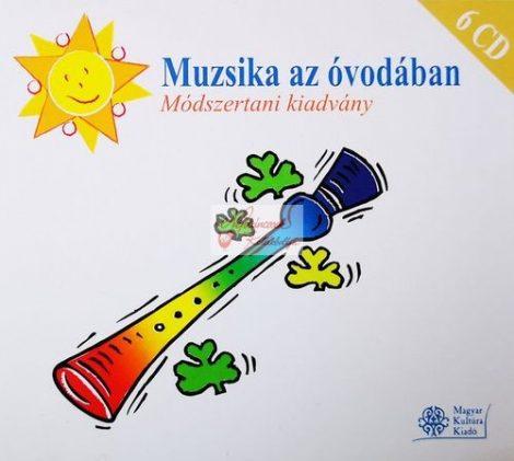 cd Muzsika az óvodában 6CD