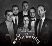cd Tarsoly Zenekar: Mindenkié