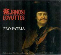cd Jánosi Együttes: Pro Patria