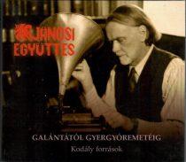 cd Jánosi Együttes: Galántától Gyegyóremetéig