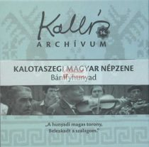 cd Kallós archívum 14. Bánffyhunyad