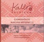 cd Kallós archívum 16. Gyimesvölgyi népzene (1)