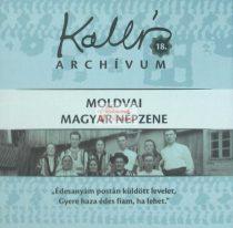 cd Kallós archívum 18. Moldvai népzene