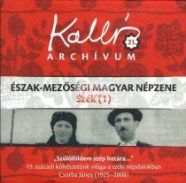 cd Kallós archívum 21. Szék (1)