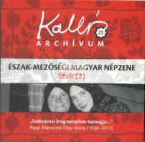 cd Kallós archívum 22. Szék (2)