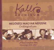 cd Kallós archívum 3. Ördöngösfüzes