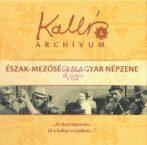 cd Kallós archívum 5. Visa