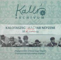 cd Kallós archívum 6. Magyarlóna