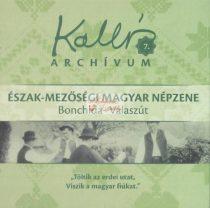 cd Kallós archívum 7. Bonchida-Válaszút