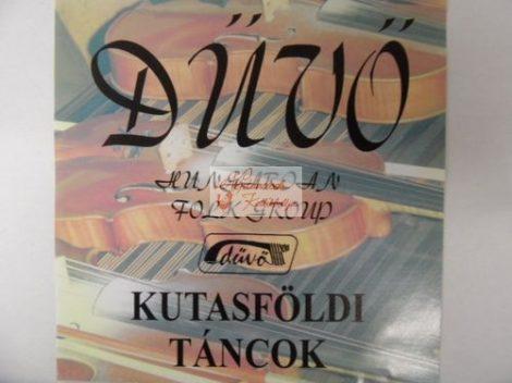 cd Dűvő: Kutasföldi táncok