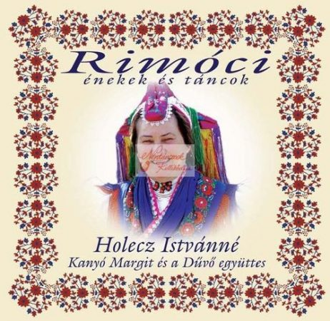 cd Dűvő: Rimóci énekek és táncok