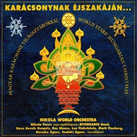 cd Nikola World Orchestra: Karácsonynak éjszakáján