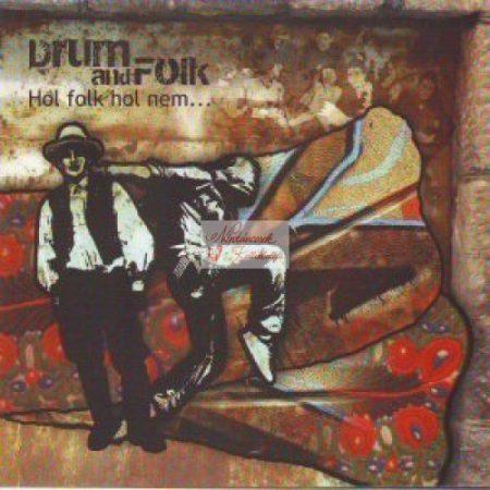 cd Drum and Folk: Hol folk hol nem...