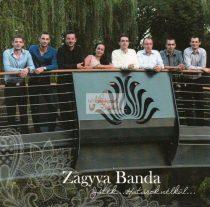 cd Zagyva Banda: Játék..Határok nélkül..