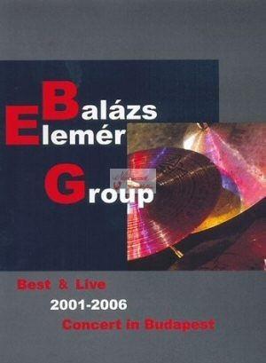 dvd Balázs Elemér Group: Best Live