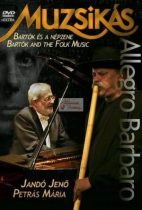 dvd Muzsikás: Allegro Barbaro