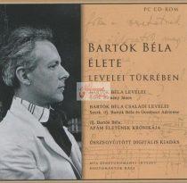 cdrom Bartók élete levelei tükrében