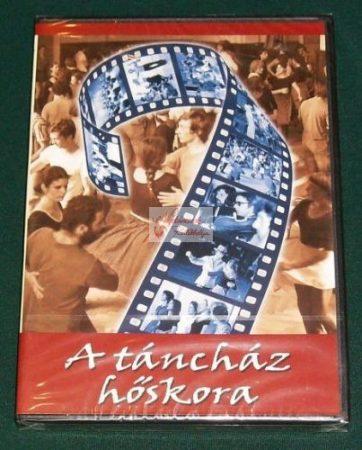 dvd A táncház hőskora