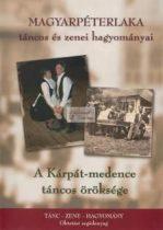 dvd Magyarpéterlaka táncos és zenei hagyományai