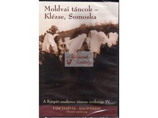 dvd Moldvai táncok - Klézse Somoska