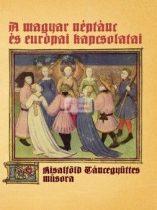 dvd A magyar néptánc és európai kapcsolatai
