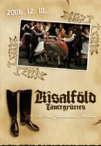 dvd Kisalföld Táncegyüttes 30 Éves Jubileumi Műsora