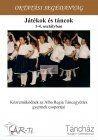 dvd Játékok és táncok 1-4. osztályban