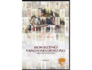 dvd Sokszínű Magyarország