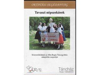 dvd Tavaszi népszokások