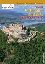 Térkép -  A Kárpát-medence történelmi emlékei