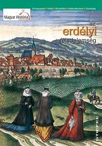 Térkép -  Az erdélyi fejedelemség