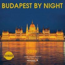naptár Budapest by Night 2019