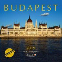naptár Budapest nagy 2019
