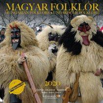 naptár Magyar Folklór 2020