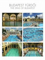 képeslap Budapest fürdői