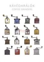 képeslap Kávédarálók
